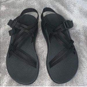 Women's back double banded chacos